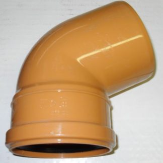 Pan Connector For Toilet – 15cm Long 110mm Push-fit / Solvent
